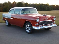 1955 Chevrolet Bel Air Maintenance of old vehicles: the material for new cogs/casters/gears could be cast polyamide which I (Cast polyamide) can produce