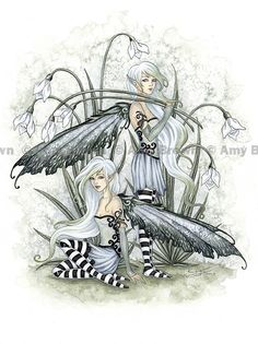 Fairy Art Artist Amy Brown: The Official Online Gallery. Fantasy Art, Faery Art, Dragons, and Magical Things Await. Magical Creatures, Fantasy Creatures, Fantasy Kunst, Fantasy Art, Elves Fantasy, Fantasy Dragon, Amy Brown Fairies, Dark Fairies, Fairy Pictures
