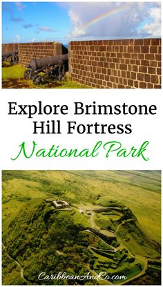 Visit Brimstone Hill Fortress National Park when you travel to St Kitts for vacation as it is one of the current 19 Caribbean UNESCO World Heritage sites due to the historical, architectural and cultural significance of the fortress. From the lofty perch, vistas of the Caribbean sea, neighboring islands and lush rainforest abound.