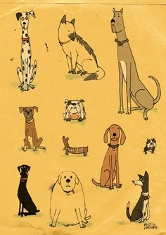 552d60b7ff 41 Best Dog Art images