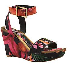 Ted Baker Cristata Wedge Heeled Sandals
