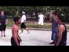 WATCH - https://www.youtube.com/watch?v=WcuJXt--yBg - Black Guy STREET FIGHT - 2014