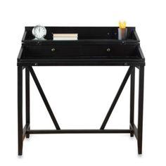 Safavieh Wyatt Writing Desk with Pull-Out Tray - BedBathandBeyond.com