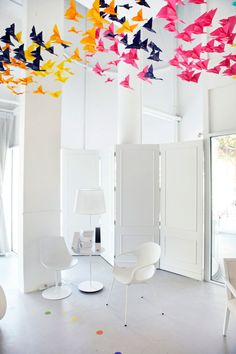 art installation meets styling (by Elixr and Dream Interiors)
