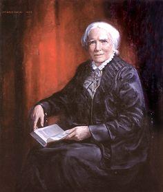 Elizabeth Blackwell  Primera mujer en obtener título de Médico en USA