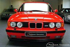 "BMW M5 3.8 E34, ""20 Jahre... • Premium Classics Chip Foose, Bmw M5, Audi Tt, Ford Gt, Volvo, Peugeot, Bmw Series, Nissan, Volkswagen"