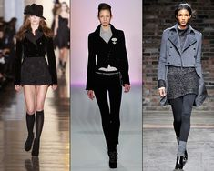 2010 Women's Fashion Trend: The Female Dandy | B-Tique, Lifestyle ...