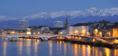 Hoping I get to see or stay in Grenoble, France one of these days.