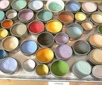 Torch-Fired Enameling: Make an Enameled Disc Bracelet by Barbara Lewis - Jewelry Making Daily - Jewelry Making Daily