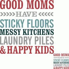 Silhouette Design Store - View Design #78427: good moms have...