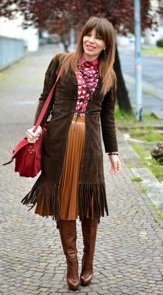 Don't Call Me Fashion Blogger!: Le frange sono tornate
