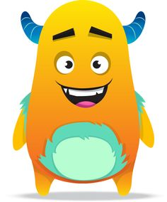 Fuentes' English Corner : Choose your favourite Avatar_Class Dojo Dojo Monsters, Cartoon Monsters, Cute Monsters, Little Monsters, Green Monsters, Monsters Inc, Class Dojo, Monster Classroom, Little Monster Party