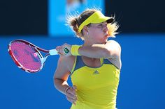 Angelique Kerber has lost an average of 5 games per match.