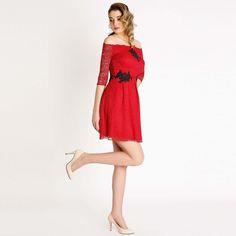 Safen | Rochie de zi Carmen | Rochie de ocazie | Rochie bal Bali, Shoulder Dress, Vintage, Dresses, Style, Fashion, Atelier, Vestidos, Swag