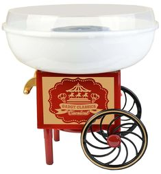 Gadgy Machine of Cotton Sugar Cotton Candy Machine for House USA sugar for sale online Food Styling, Estilo Retro, Retro Design, Body Care, Gadgets, Home And Garden, Simple, Candy House, Sugar Candy