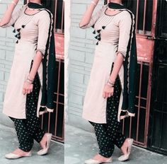 Salwar Designs, Kurti Neck Designs, Blouse Designs, Designer Punjabi Suits, Indian Designer Wear, Punjabi Fashion, Indian Fashion, Pakistani Outfits, Indian Outfits
