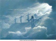 taken to heaven