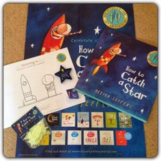 Win a 10th anniversary copy of How to Catch a Star with www.mamamummymum.co.uk