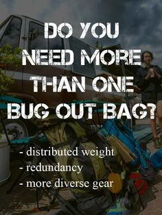 Prepper Survival Kit Supplies Checklist: Rapid Products For Making Your Bug Out Bag - The Options - Prep Help Survival Gear List, Survival Equipment, Survival Food, Outdoor Survival, Survival Prepping, Survival Skills, Survival Backpack, Survival Stuff, Urban Survival