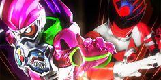 Kamen Rider Ex-Aid, Uchū Sentai Kyūranger - Teaser trailer per i due film - Sw Tweens