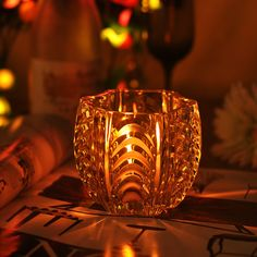 Hot wedding centerpieces glass candle holder,home decoration candle holder