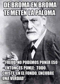 #Freud #meme #humor #frases #citas