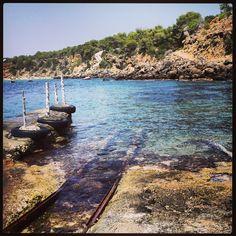 Cala Leña, Ibiza