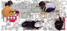 Pekëroll, un poster XL para aprender coloreando Pekëroll es una novedosa herramienta educativa dirigida a niños a partir de 4 años que nos ha llamado mucho la atención y nos gustaría contaros, ...