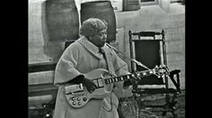 Meet The Godmother of Rock and Roll... Sister Rosetta Tharpe