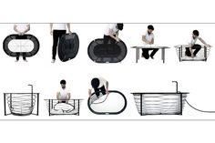 Tub to go | carbon fiber exoskeleton triple lined with Tyvek and PrimaLoft…