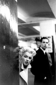 Marilyn Monroe by Laurie Bronson