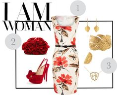 A fashion look from April 2013 featuring shift dress, slingback pumps and cuff jewelry. Browse and shop related looks. Cuff Jewelry, Slingback Pump, Fashion Looks, Polyvore, Shopping, Image, Dresses, Women, Gowns
