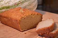 Cushaw Quick Bread @MJs Kitchen