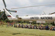ONU confirma 4 muertos en accidente de helicóptero en la RDC: