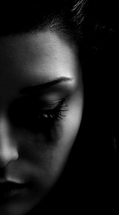 """❂ """"It's like she had a soul that was much too big for her; it filled her to the brim till there was no more space, so it flowed out through her eyes."""" I Nick Lake, In Darkness I photo Max Eremine"""