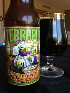 Wake 'N Bake Coffee Oatmeal Stout from Terrapin Beer Co. [TASTING REVIEW]