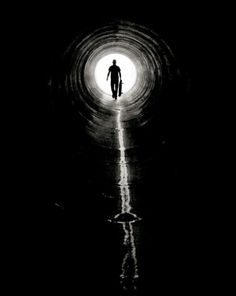 End of the tunnel Is there really a light??? YES MA'AM.... There is, and for me, that would be YOU MY LOVE!!!!!