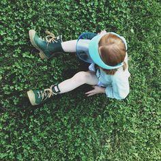 Sense of summer in SS12 Mini Rodini Cap
