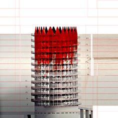 Beniamino Servino. Tower Inside.