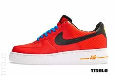 big sale aa0f3 ff6c2 Nike Air Force 1 Low Barcelona Air Force Ones, Flygvapen 1, Nike Air Force