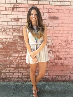 Flow Away With Me Romper #shoplovejune #boutique #ootd