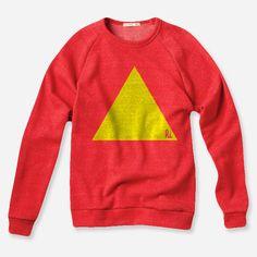 Triangle (Kids) Raglan Pullover