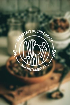 Warsztaty Kuchni Agaty logo by Agata Polasik, via… - MKS Web Design Bakery Logo Design, Food Logo Design, Web Design, Logo Food, Logo Restaurant, Restaurant Design, Catering Logo, Catering Design, Corporate Identity Design
