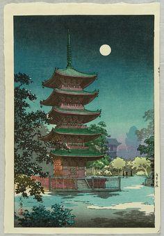 Kinryuzan Temple in Asakusa
