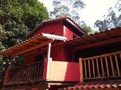 Exterior del nuevo bungalow para 2 personas, tipo Torre
