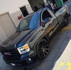 ideas for trucks Gmc Trucks 2015, Chevrolet Trucks, Chevrolet Silverado, Mini Trucks, Gm Trucks, Cool Trucks, Pickup Trucks, New Chevy Truck, Silverado Truck