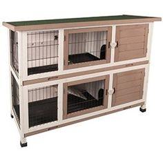 Flamingo Rabbit Hutch Cage Animal Pet Guinea Pig Combi 210052 for sale online Indoor Rabbit Cage, Outdoor Rabbit Hutch, Rabbit Cages, Guinea Pig Run, Guinea Pig Toys, Wooden Rabbit, Pet Rabbit, Hamsters, Puppy Cage