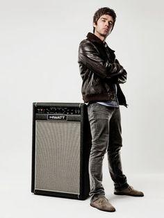 Noel Gallagher – Q Magazine | STEM