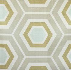 Designer Upholstery Fabric: Grotto Breeze