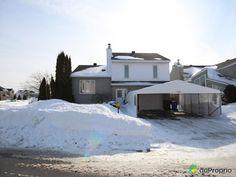 Maison à vendre Terrebonne, 158 carré de Cunault, immobilier Québec | DuProprio | 688521 Outdoor, Real Estate, Outdoors, Outdoor Games, The Great Outdoors